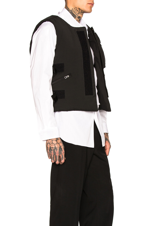 Junya Watanabe Accessories Striped Vest