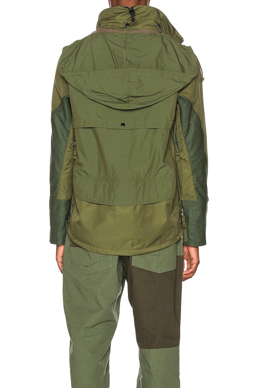 Image 5 of Junya Watanabe Rain Jacket in Khaki