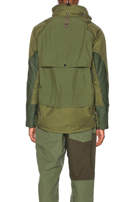 Image 6 of Junya Watanabe Rain Jacket in Khaki