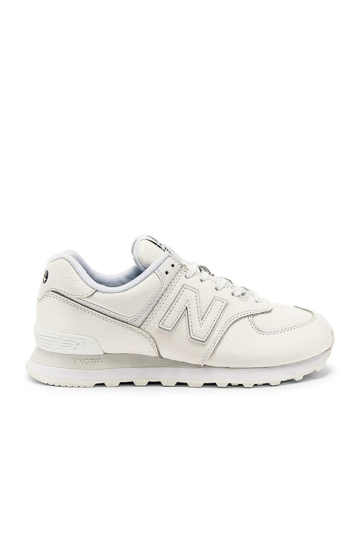 Image 2 of Junya Watanabe New Balance 574 Sneaker in