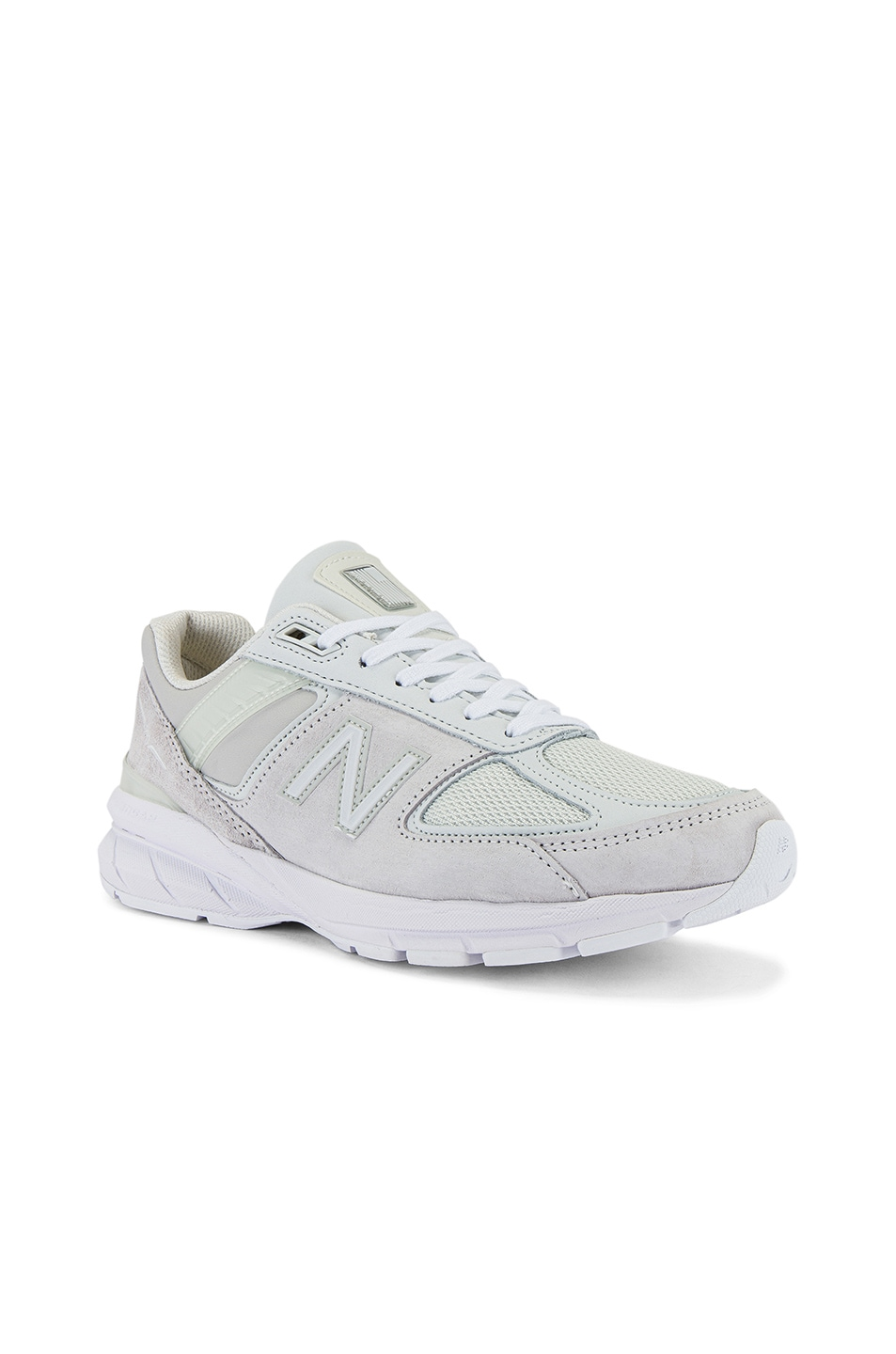 Image 1 of Junya Watanabe New Balance M990 V5 in White