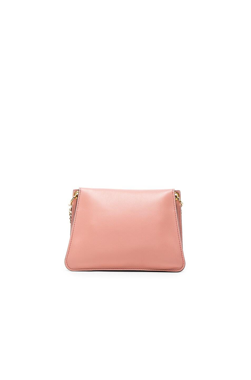 Image 2 of J.W. Anderson Mini Pierce Bag in Dusty Rose