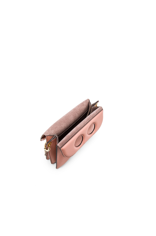 Image 4 of J.W. Anderson Mini Pierce Bag in Dusty Rose