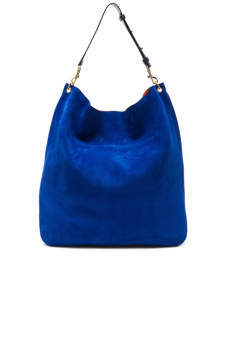 Image 2 of J.W. Anderson Large Pierce Hobo Bag in Royal Blue