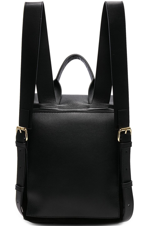 Image 3 of JW Anderson Mini Pierce Backpack in Black