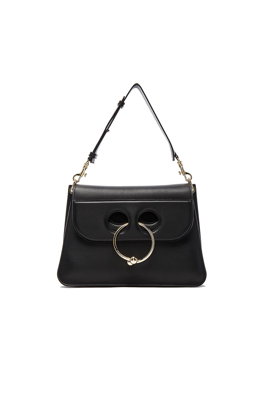 Image 1 of J.W. Anderson Medium Pierce Bag in Black