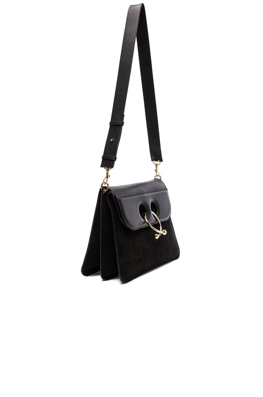 Image 3 of JW Anderson Large Pierce Bag in Black