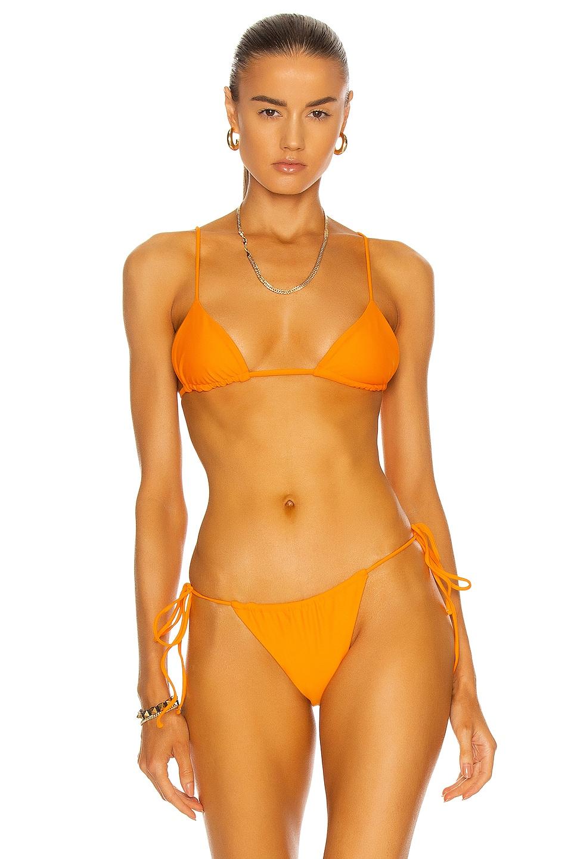 Image 1 of JADE SWIM Via Bikini Top in Nectar