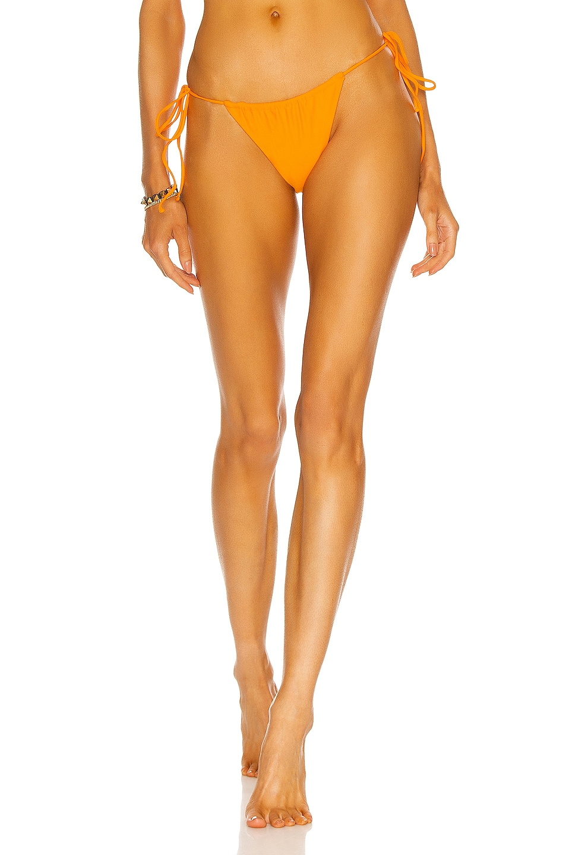 Image 1 of JADE SWIM Lana Bikini Bottom in Nectar