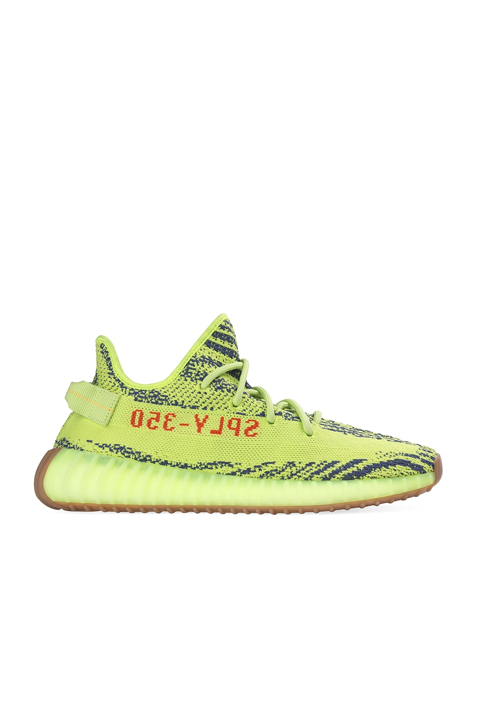the best attitude 9f73c 60a0a Kanye West x Adidas Originals Yeezy Boost 350 V2 in Semi Frozen Yellow &  Grey Steel & Red | FWRD