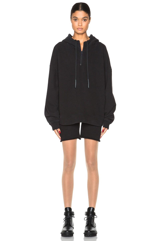 In Half Hoodie CaviarFwrd X Kanye Adidas West Originals Zip 2HDWE9I