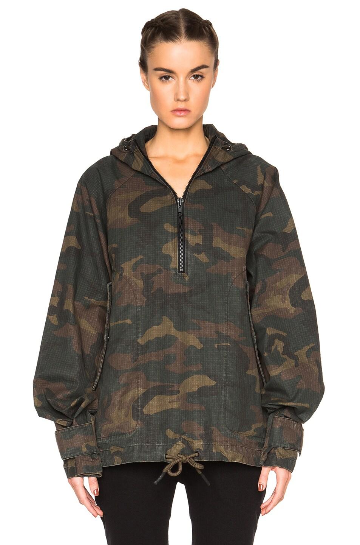 Image 1 of Kanye West x Adidas Originals Thin Jacket in Camo