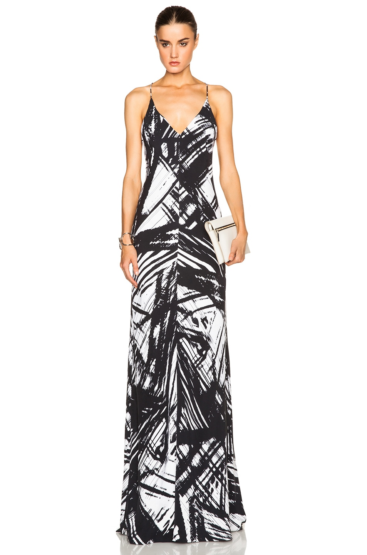 Abstract Maxi Dresses