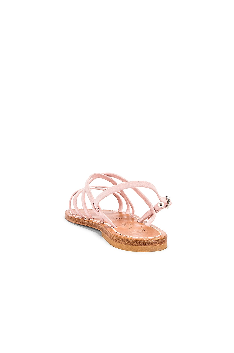 Image 3 of K Jacques Talara Sandal in Nubuk Berny