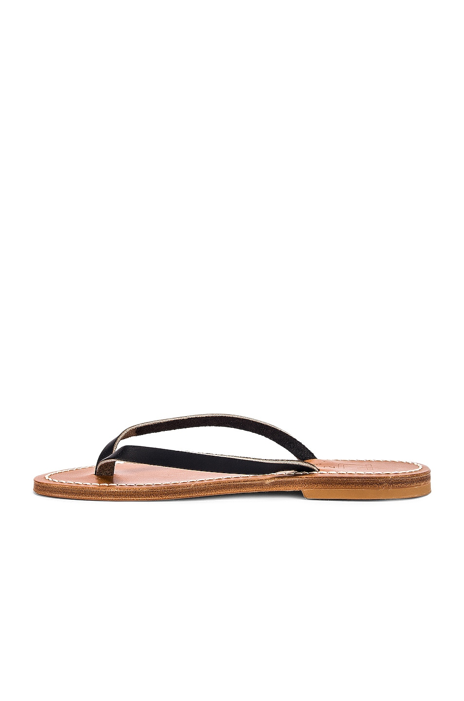 Image 5 of K Jacques Venise Sandal in Pul Noir