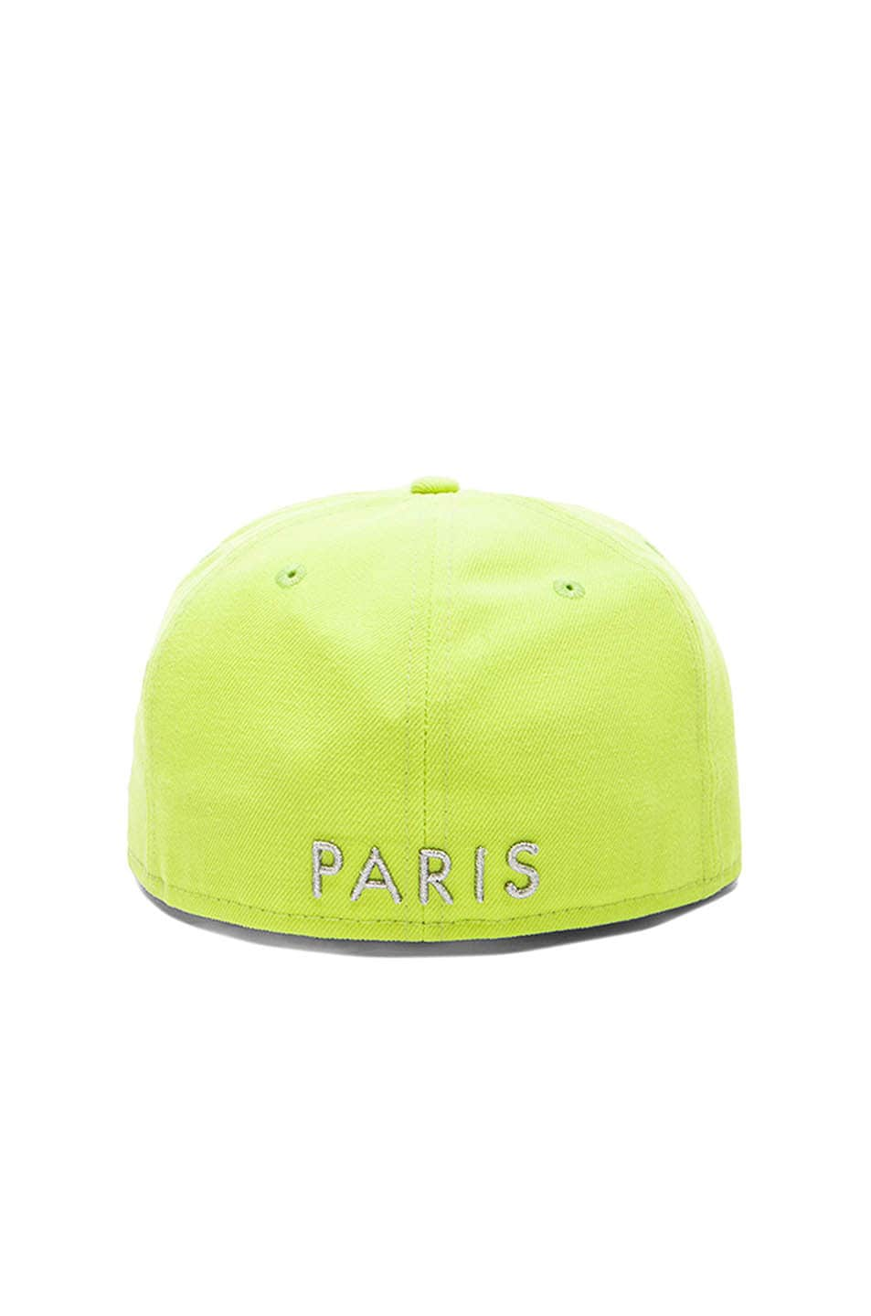 b0a31206149 Image 4 of Kenzo x New Era Monster Embroidery Cap in Green