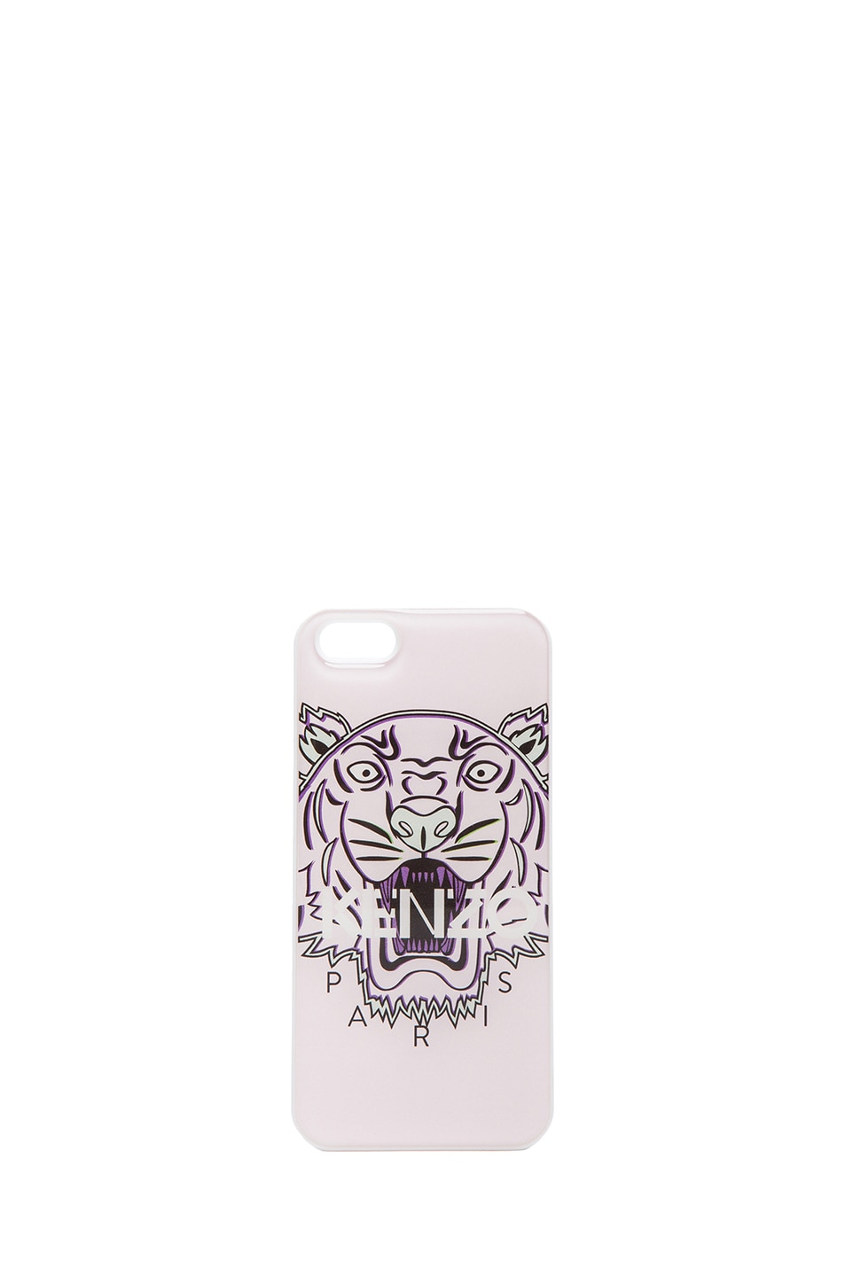 size 40 524c0 bb7ff Kenzo iPhone 5/ 5S Tiger Case in Light Pink | FWRD