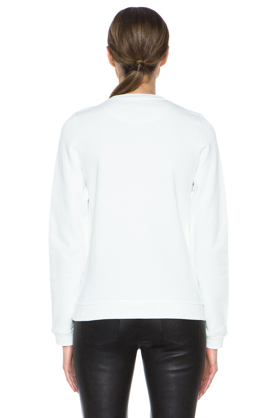 Image 4 of Kenzo K Sweatshirt in White