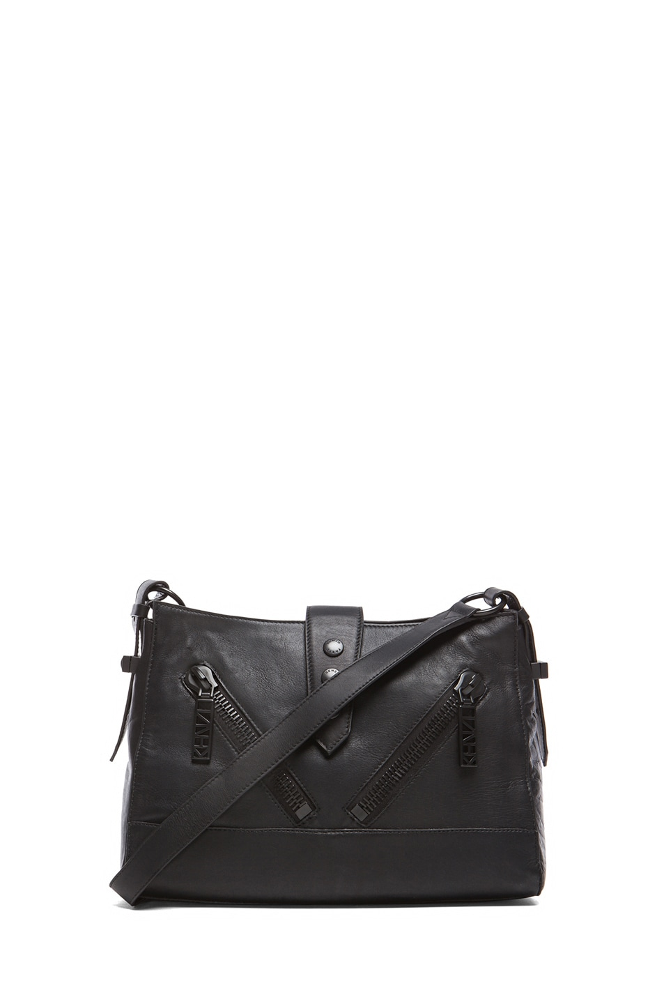 3914f8deb1 Image 1 of Kenzo Medium Kalifornia Bag in Black