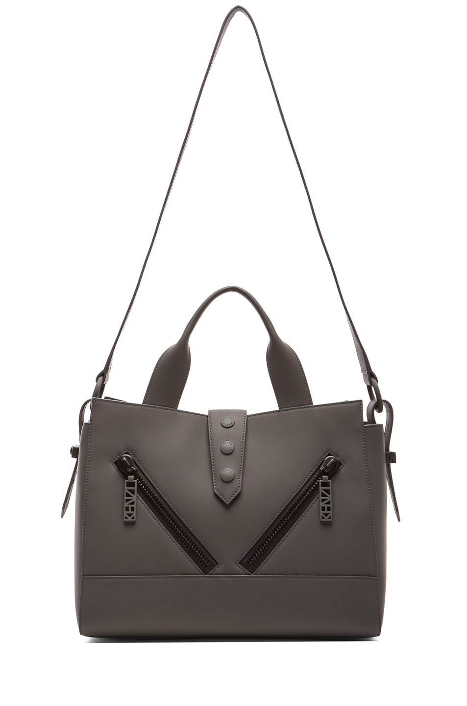 a707c29702 Image 5 of Kenzo Medium Kalifornia Bag in Anthracite