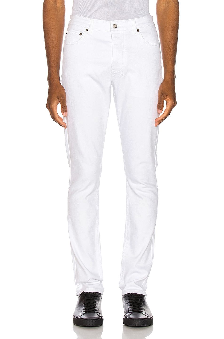 Image 1 of Ksubi Chitch Salt Jean in White