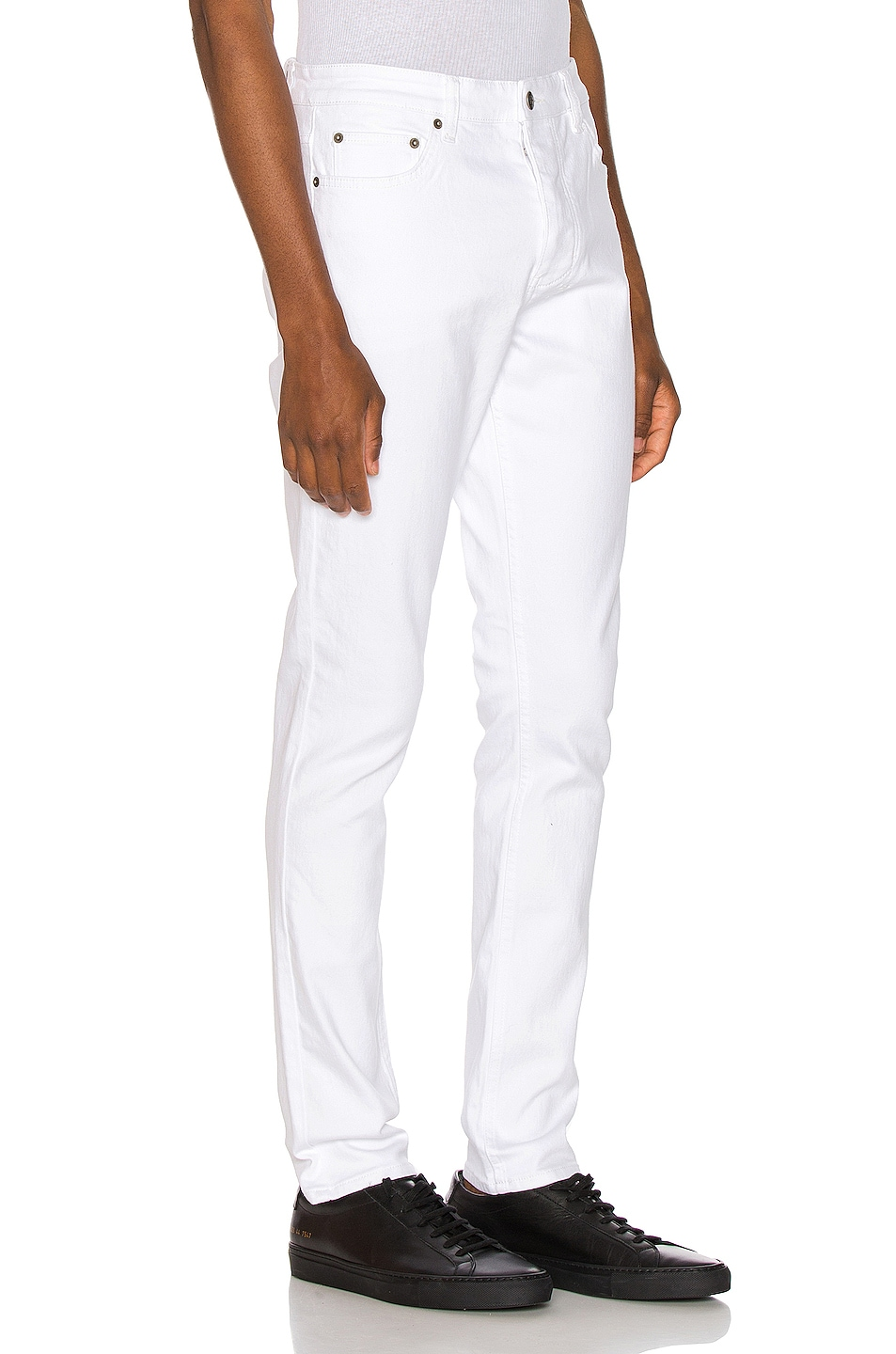 Image 2 of Ksubi Chitch Salt Jean in White