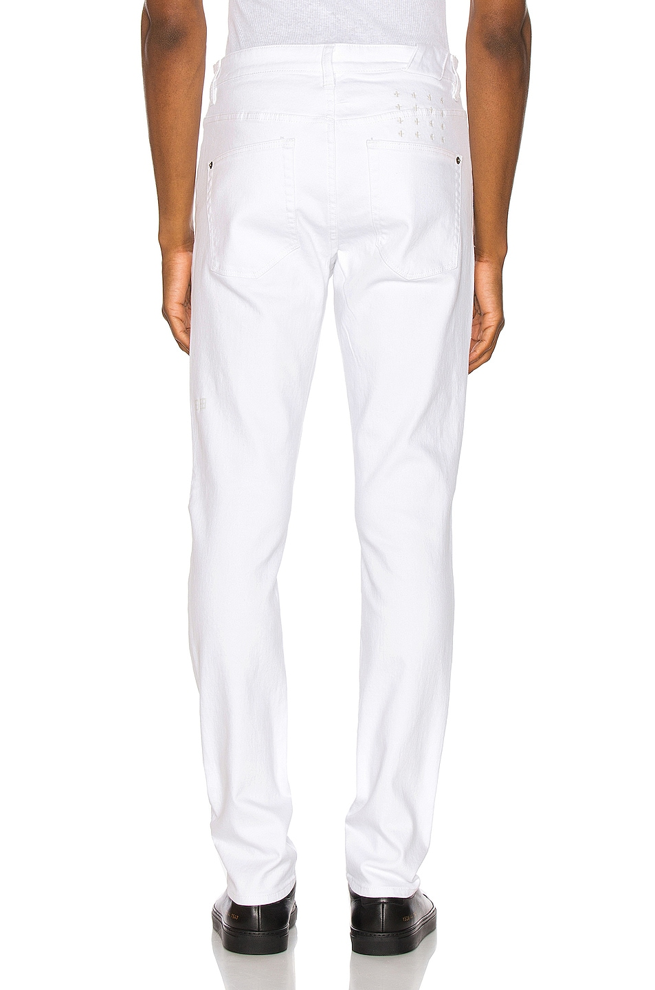 Image 3 of Ksubi Chitch Salt Jean in White