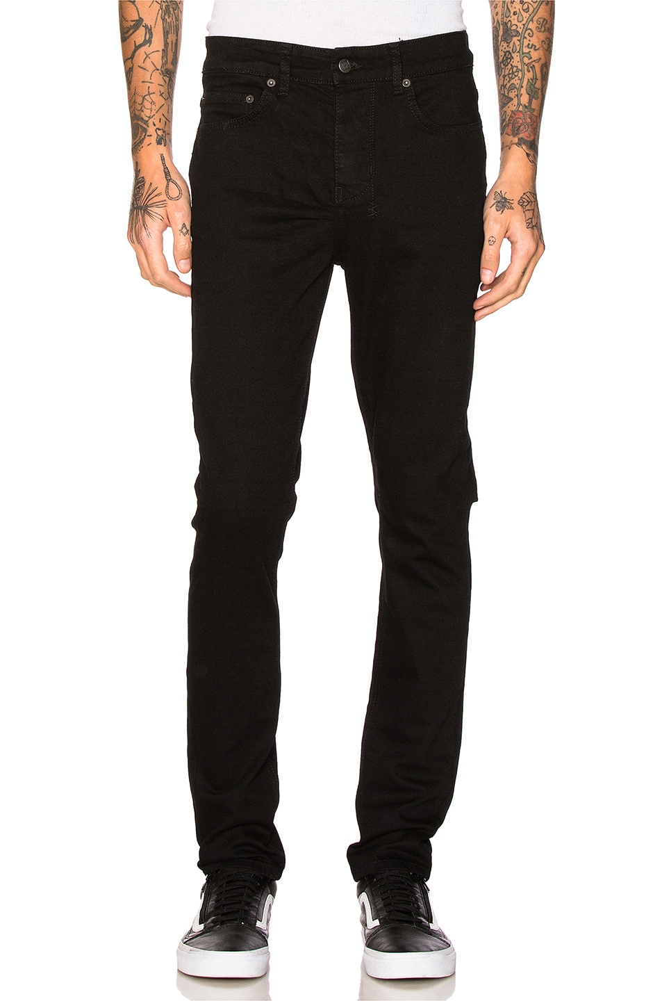 Image 1 of Ksubi Chitch in Laid Black