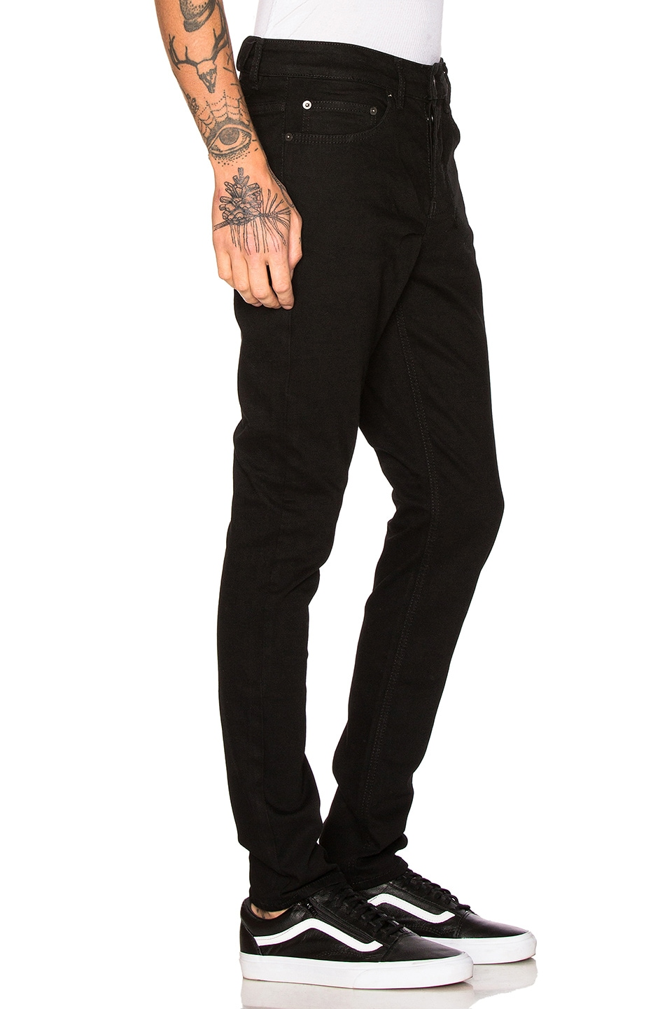 Image 2 of Ksubi Chitch in Laid Black