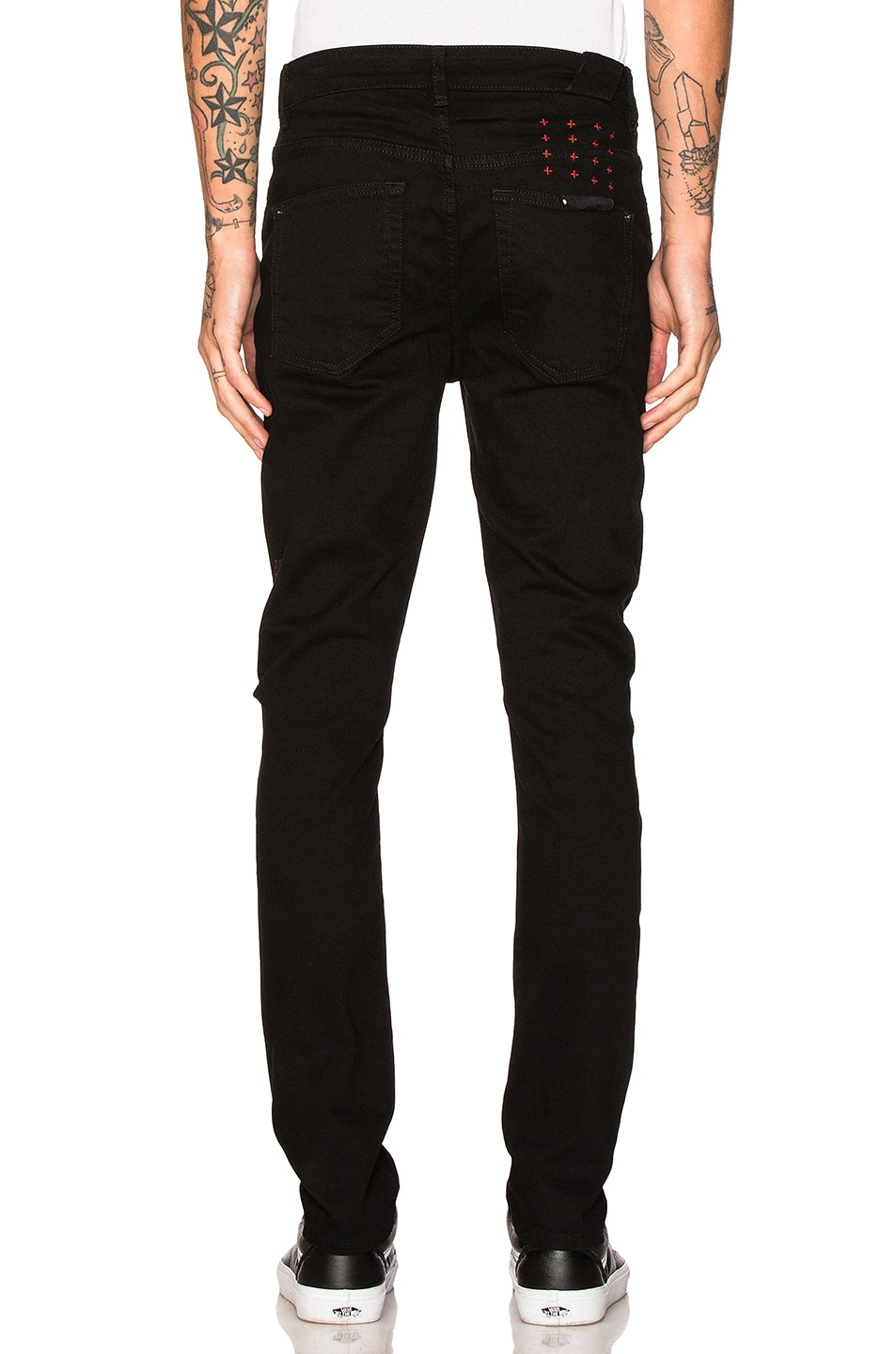 Image 3 of Ksubi Chitch in Laid Black