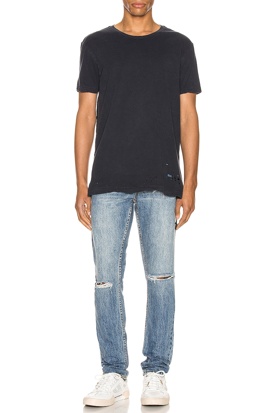 Image 5 of Ksubi Chitch Jinx Pay Up in Denim