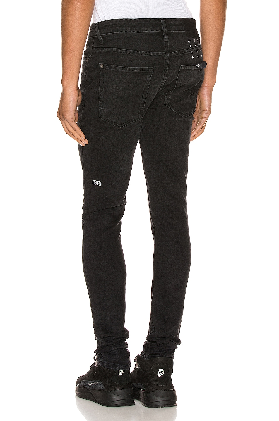 Image 4 of Ksubi Van Winkle Krow in Black