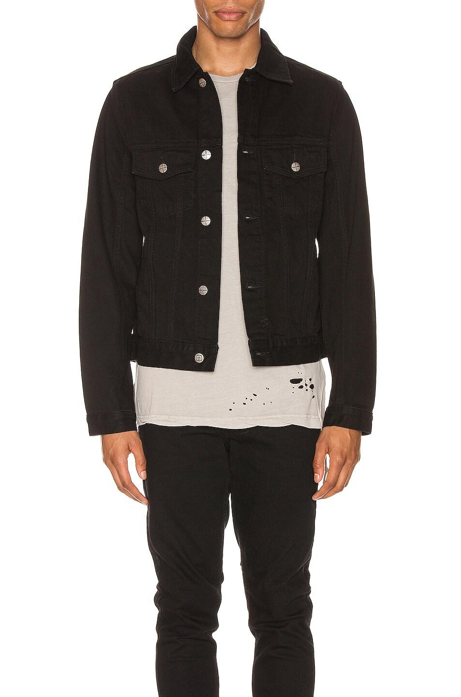 Image 1 of Ksubi Classic Jacket in Black
