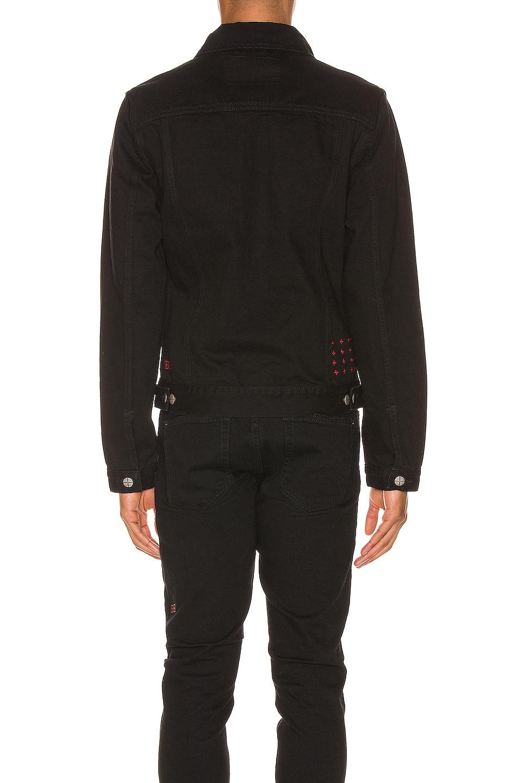 Image 3 of Ksubi Classic Jacket in Black