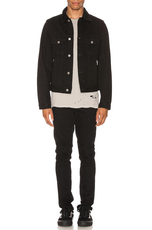 Image 4 of Ksubi Classic Jacket in Black