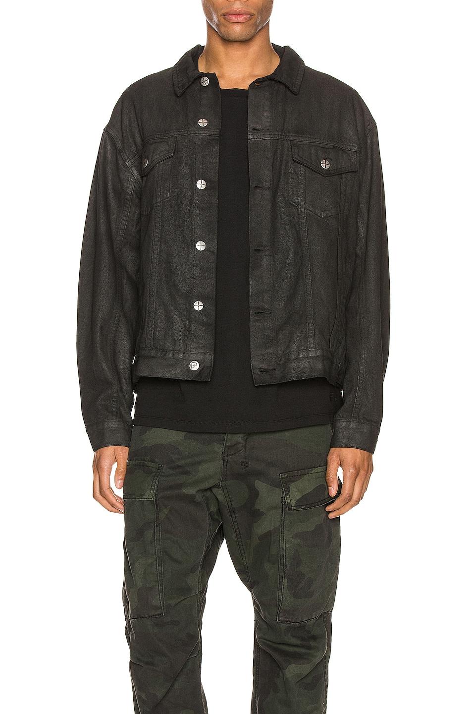 Image 1 of Ksubi Oh G Tainted Jacket in Black