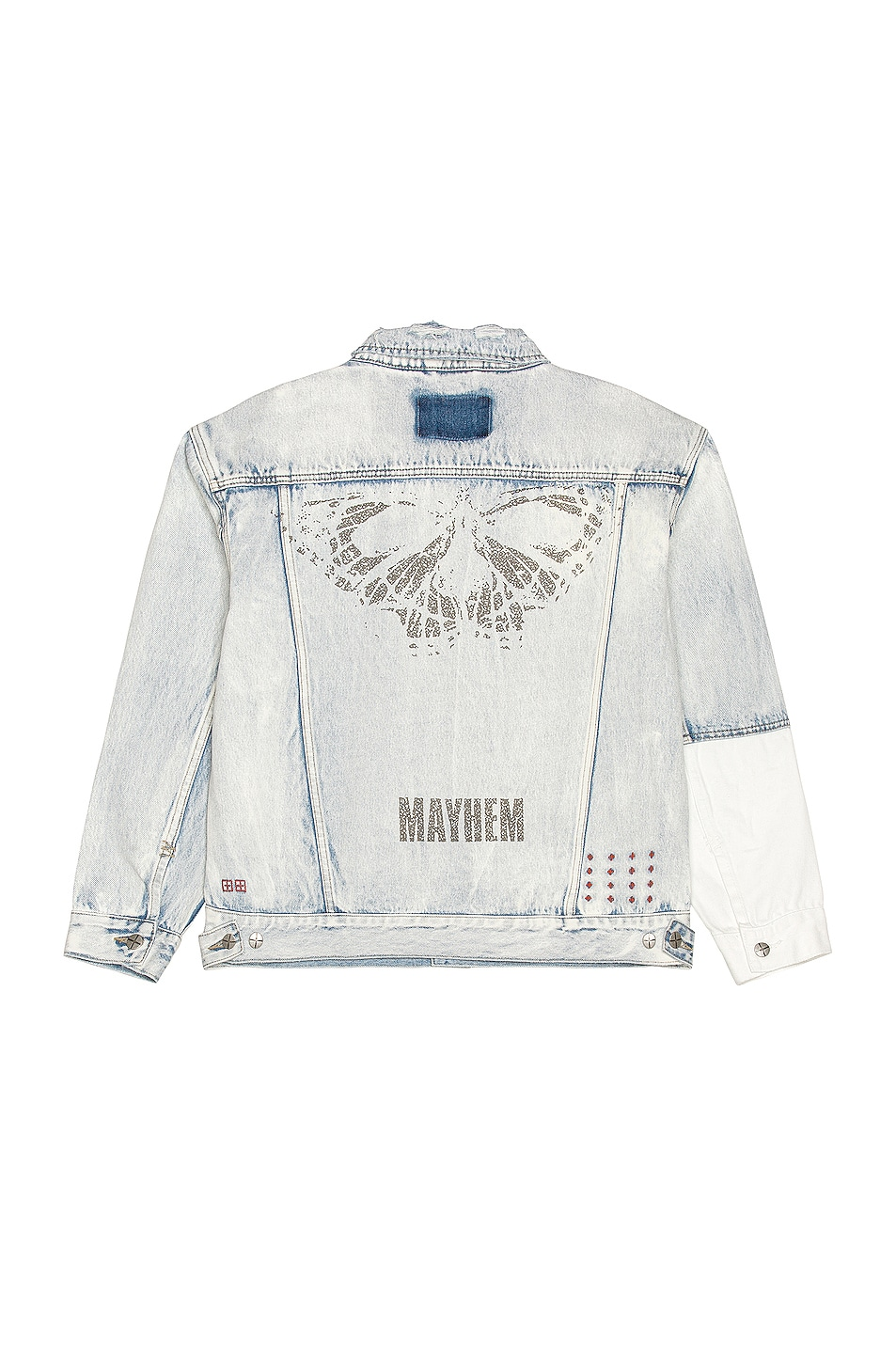 Image 1 of Ksubi Oh G Jacket in Mayhem