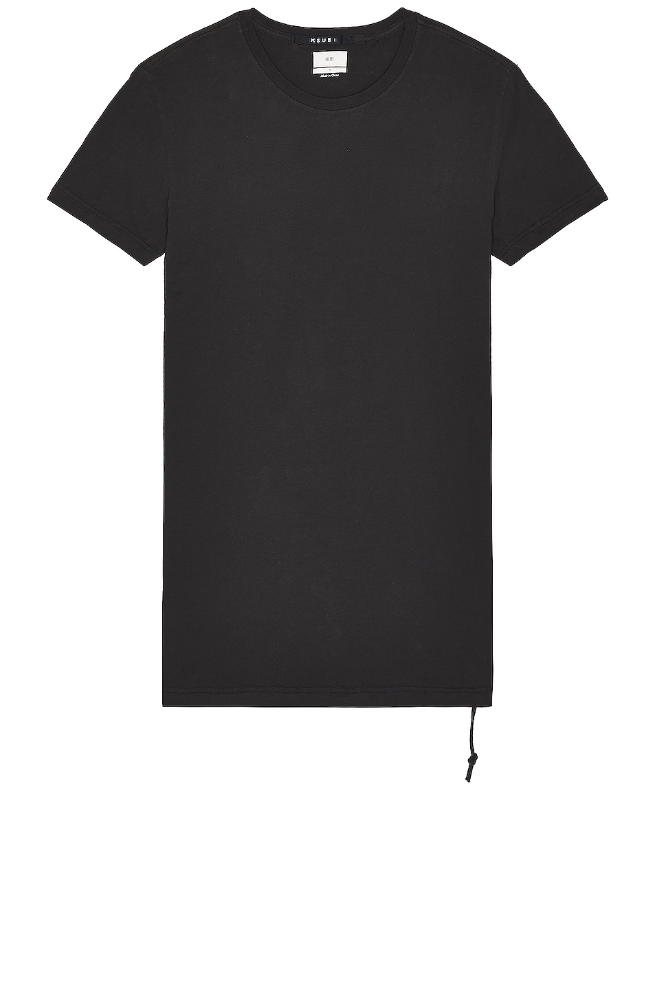 Image 1 of Ksubi Seeing Lines Tee in Black
