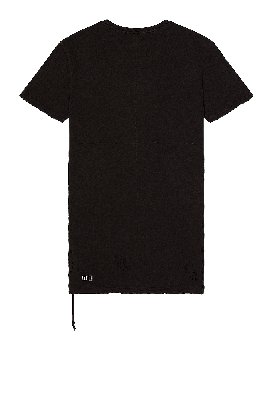 Image 2 of Ksubi Sioux Tee in Black