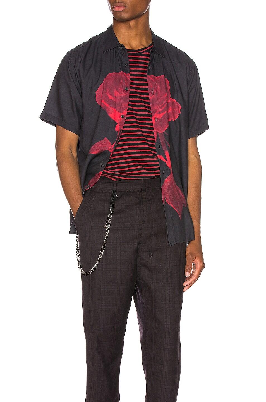 Image 1 of Ksubi No Daisy Shirt in Black