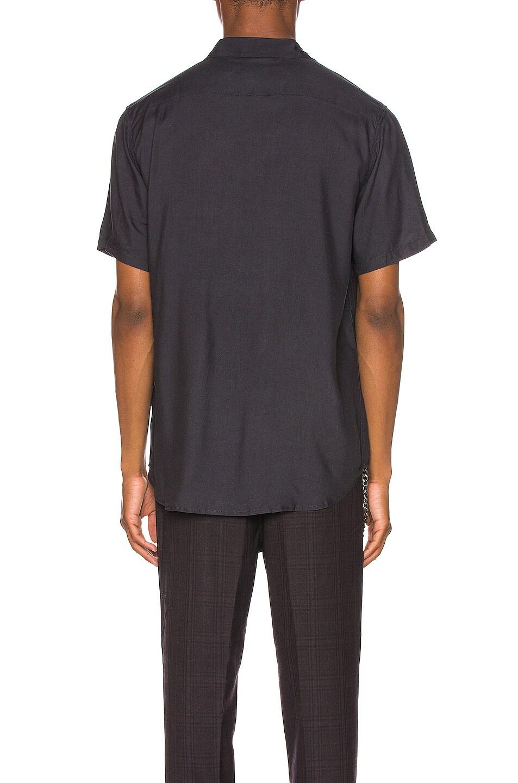 Image 4 of Ksubi No Daisy Shirt in Black