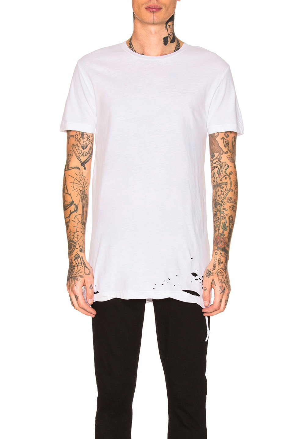 Image 1 of Ksubi Sioux Tee in White