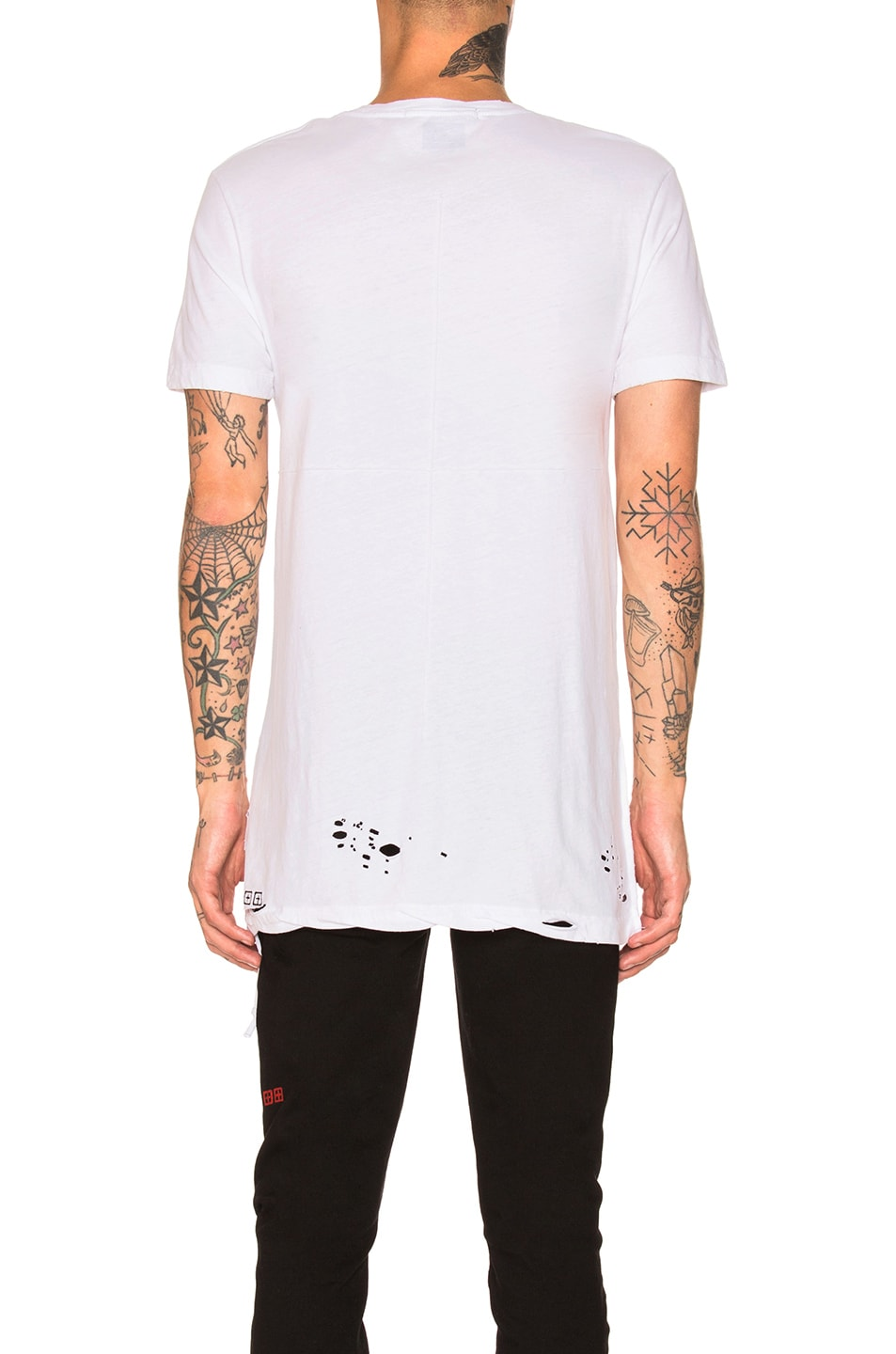 Image 3 of Ksubi Sioux Tee in White
