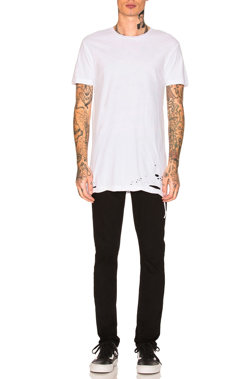 Image 4 of Ksubi Sioux Tee in White