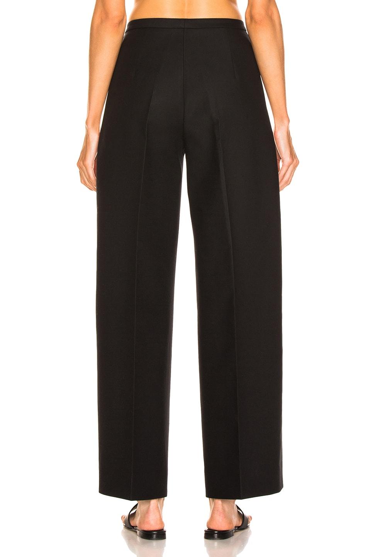 Image 3 of KHAITE Charlize Pant in Black