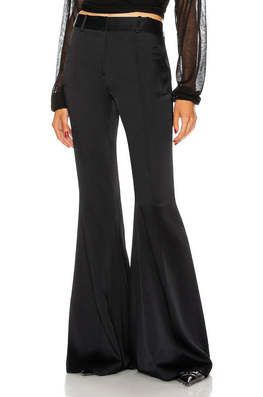 Image 1 of KHAITE Stockard Pant in Black