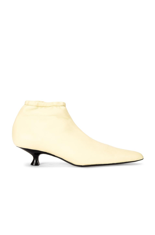 Image 1 of KHAITE Volos Boots in Cream