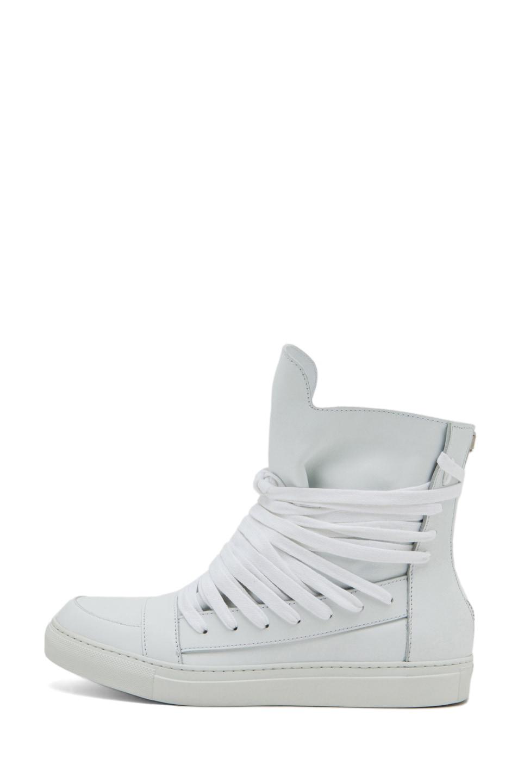 Image 1 of Kris Van Assche Laces Sneaker in White