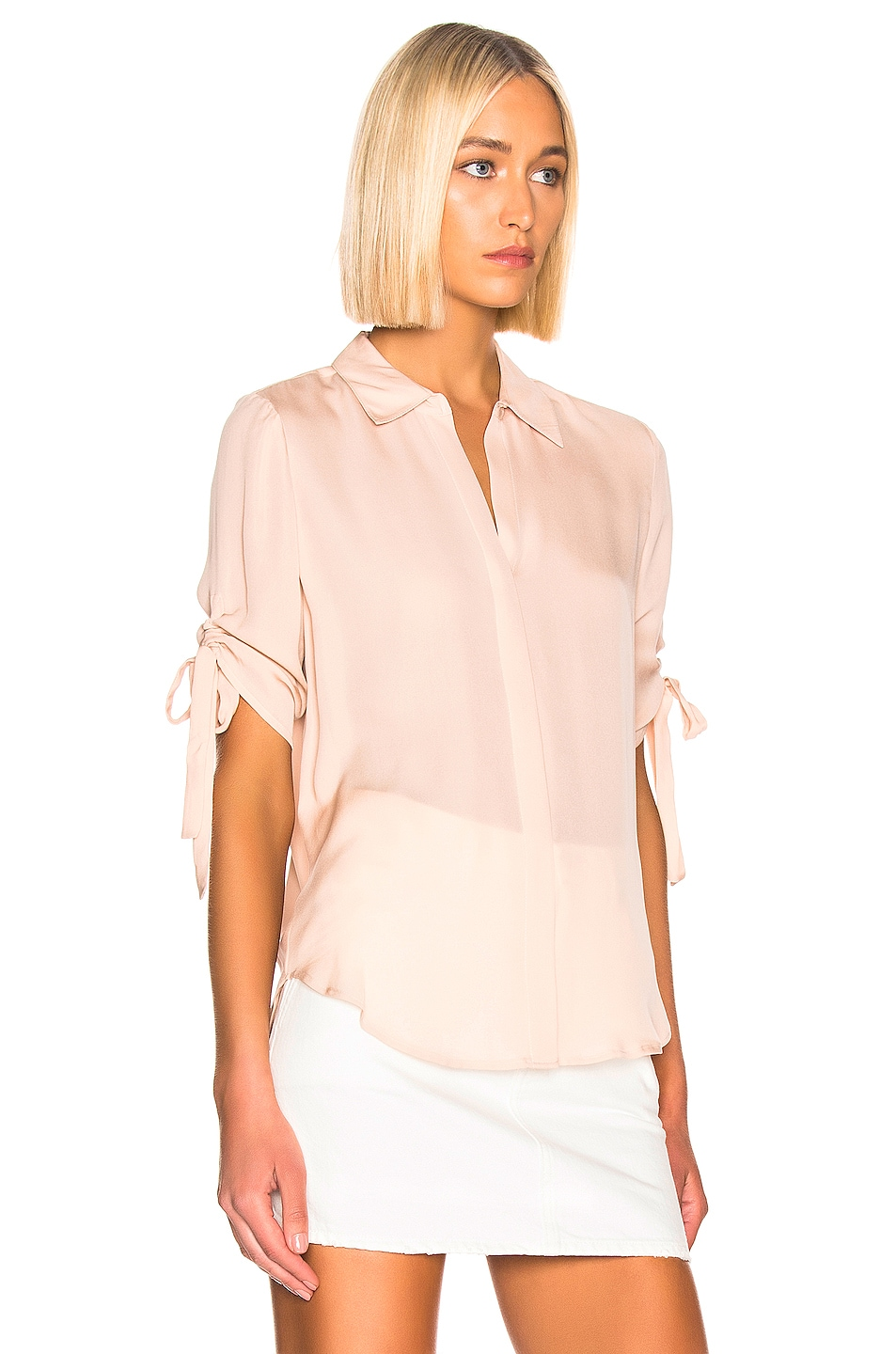 Image 2 of L'AGENCE Isa Top in Petal
