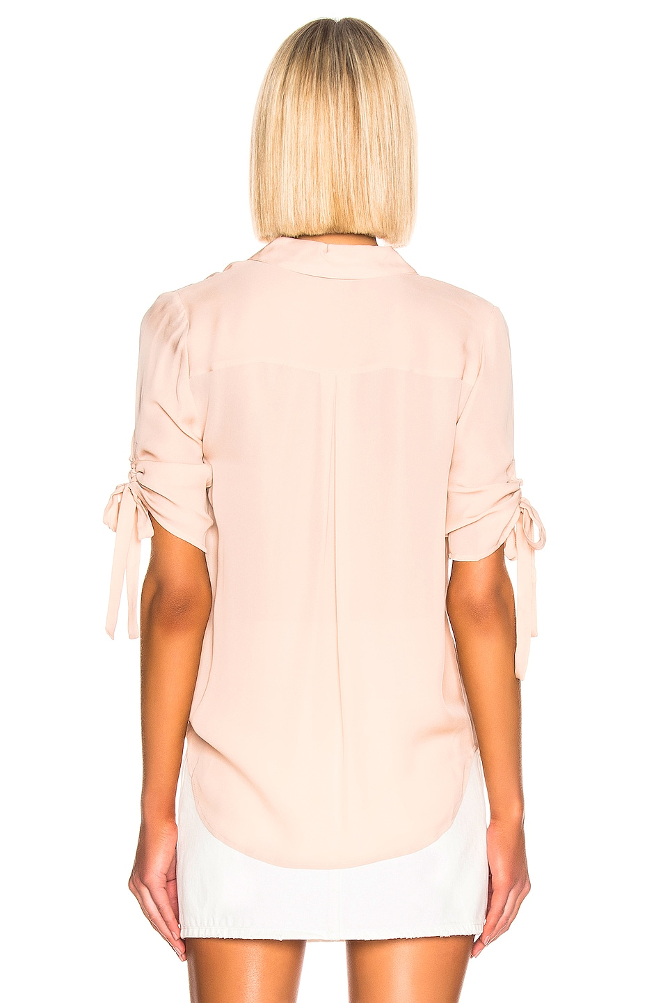Image 3 of L'AGENCE Isa Top in Petal